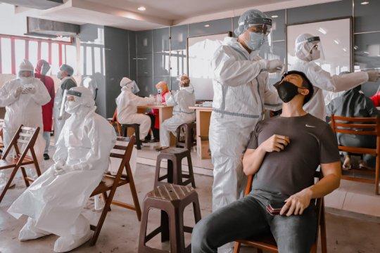 Tingkat penularan COVID-19 di Surabaya naik jadi 9 persen