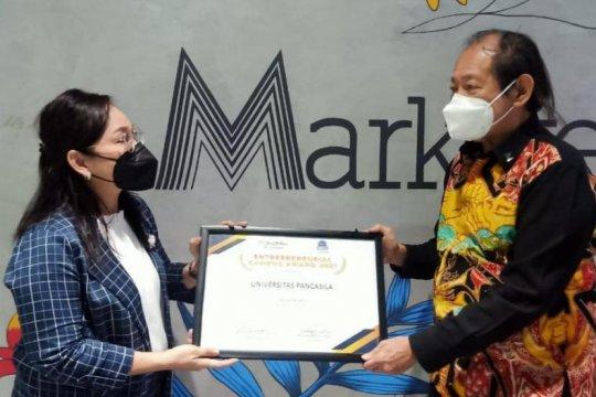 "Universitas Pancasila sabet ""bronze"" Entrepreneurial Campus Award"
