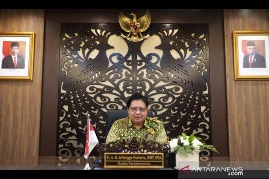 Airlangga dorong penguatan ekspor impor lanjutkan pemulihan RI