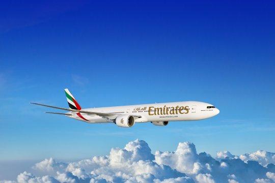 Emirates berikan sejumlah penawaran untuk keamanan penerbangan