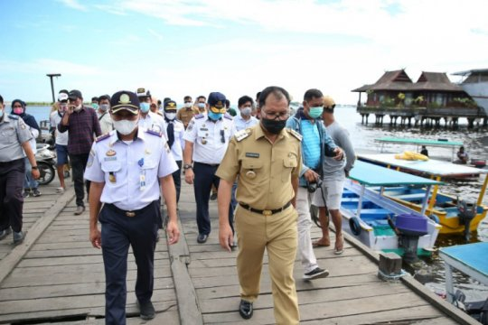 Pemkot Makassar dorong percepatan pembangunan Dermaga Pannyua