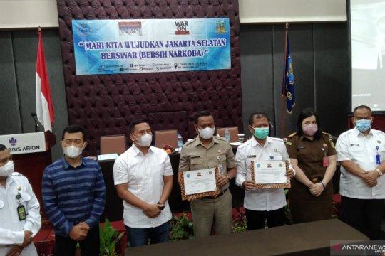 BNN Jaksel canangkan Kampung Tangguh Jaya bersih narkoba