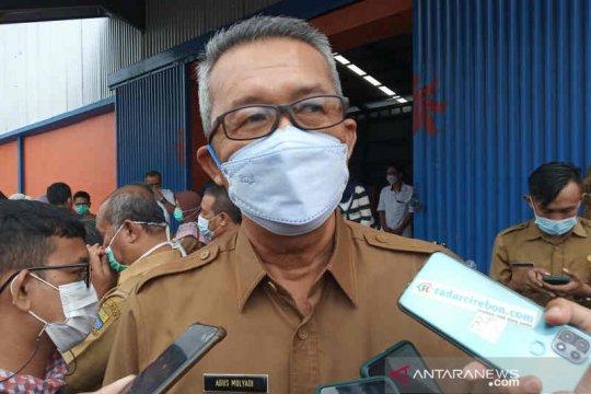 82 persen ruang isolasi pasien COVID-19 di Kota Cirebon terisi