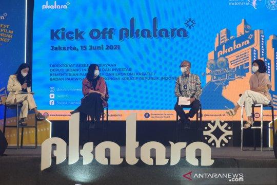 Akatara 2021 jadi wadah sineas dan investor kembangkan industri film