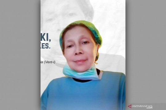 Kreator ventilator portabel COVID-19 dr Ike Sri Redjeki tutup usia