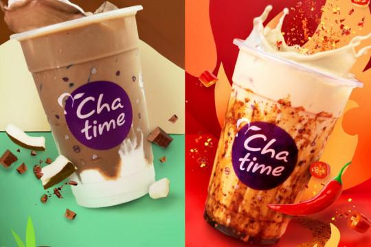 """Chatime kolaborasi dengan Sasa hadirkan """"milk tea""""rasa pedas"""