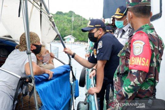 Imigrasi awasi perairan Sabang antisipasi kedatangan rohingya