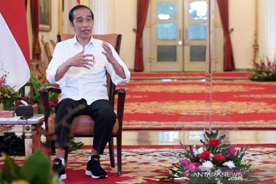 Presiden: Pendidikan tinggi harus memperkuat posisi edukasi teknologi