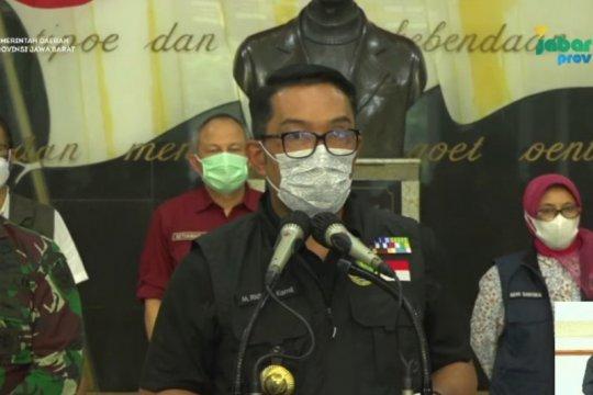 Ridwan Kamil: Wilayah Bandung Raya siaga 1 COVID-19