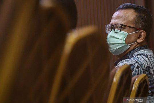 Edhy Prabowo dituntut 5 tahun penjara