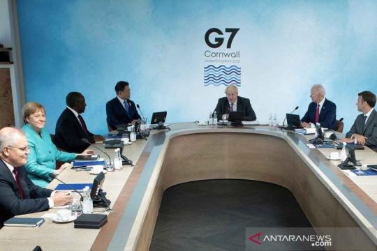 G7 desak masyarakat internasional atasi krisis Afghanistan