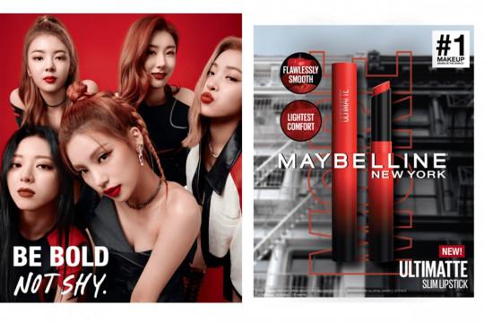 ITZY jadi brand ambassador kosmetik, buat showcase di Indonesia