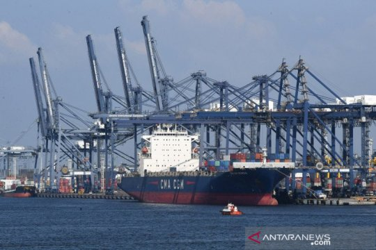 Neraca perdagangan Mei surplus 2,26 miliar dolar, tertinggi pada 2021