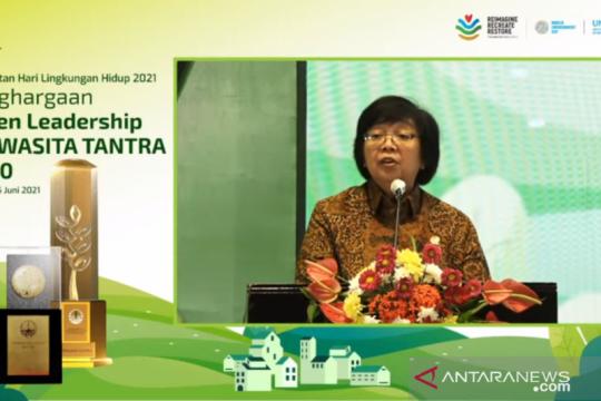 Menteri LHK: Untuk capai ekonomi hijau, penyesuaian terus dilakukan