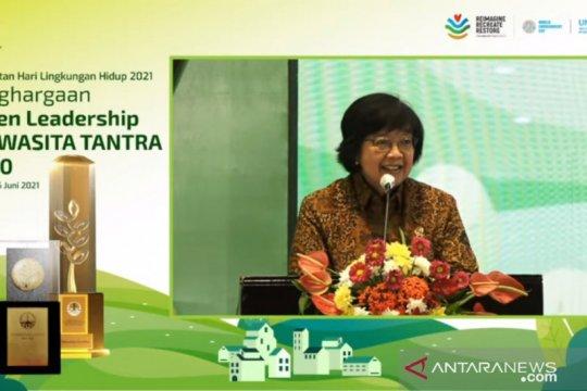 Menteri LHK apresiasi inovasi pemda selesaikan isu-isu lingkungan
