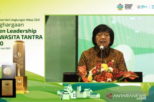 Menteri LHK tegaskan pentingnya harmonisasi ekonomi dan lingkungan