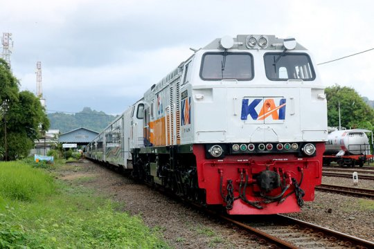 KA Nusa Tembini diharapkan tingkatkan pariwisata