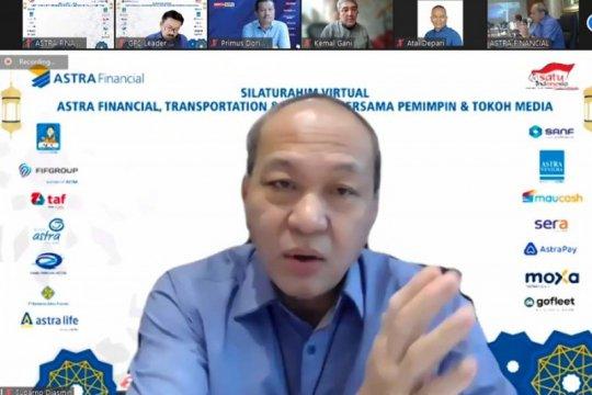 Astra relaksasi kredit sektor otomotif Rp31 triliun 2020