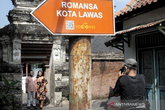 Wisata foto prewedding di Yogyakarta