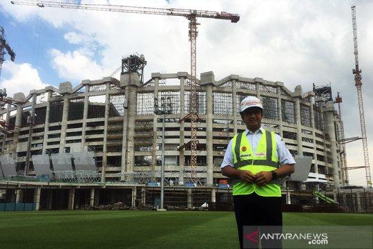 Anies: Jakarta International Stadium jadi tempat kebersamaan