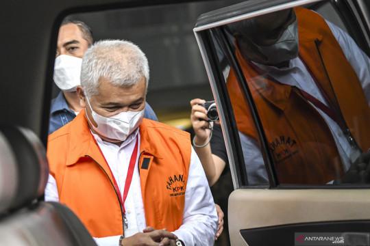 KPK panggil Bupati Bandung Barat nonaktif Aa Umbara