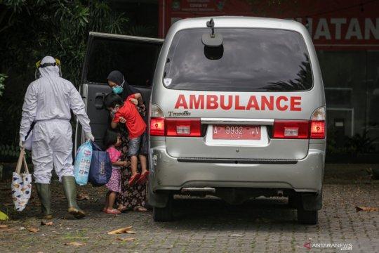Hotel isolasi COVID-19 di Kabupaten Tangerang penuh
