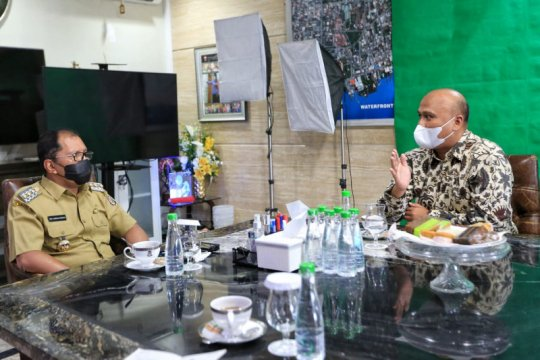 "Wali Kota Makassar konsultasikan rencana pendirian ""Tettere"" ke KPPU"