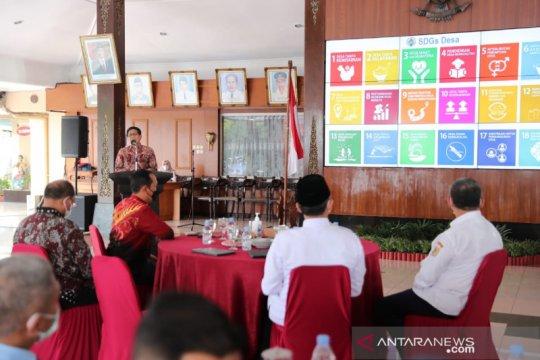 Mendes sebut data instrumen penting tentukan kebijakan pembangunan