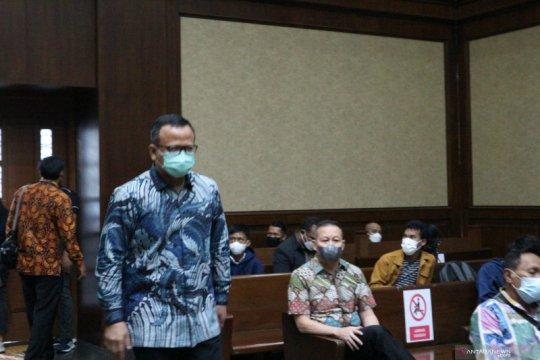 Jaksa ungkap nama Azis Syamsuddin dan Fahri Hamzah di sidang Edhy