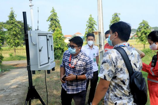 Pertamina pastikan kualitas air dan udara di Cilacap aman pascakebakaran