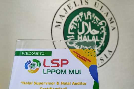 LPPOM MUI anugerahi Ajinomoto Halal Award 2021