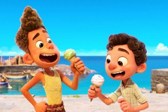 """Film animasi """"Luca"""" tayang mulai 18 Juni 2021"""