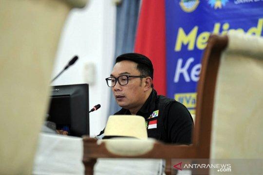 Kang Emil siap bebaskan lahan akses Tol Cisumdawu ke Bandara Kertajati