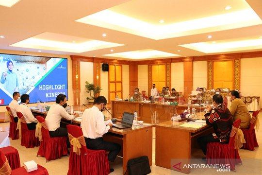 Pemprov dukung pemenuhan modal minimum Bank Kalsel Rp3 triliun