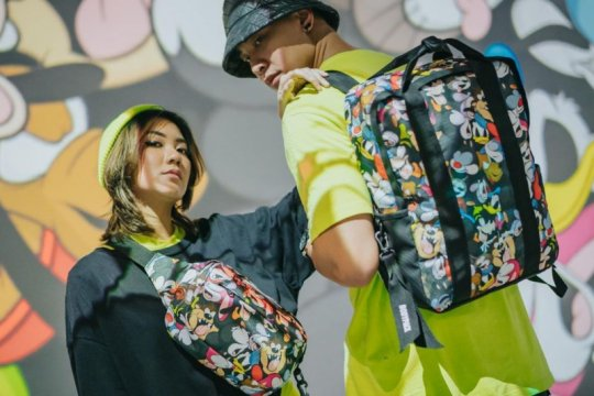 Bodypack dan Arkiv kolaborasi hadirkan tas edisi khusus