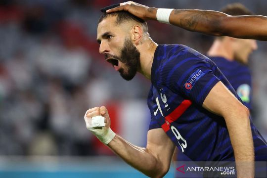 Euro 2020: Gol bunuh diri Mats Hummels sumbang kemenangan Prancis atas Jerman