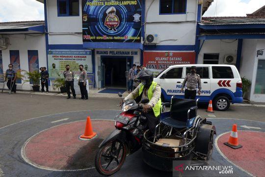 SIM D bagi penyandang disabilitas