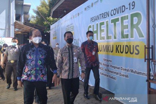 Muhammadiyah Kudus  siapkan shelter isolasi penderita COVID-19