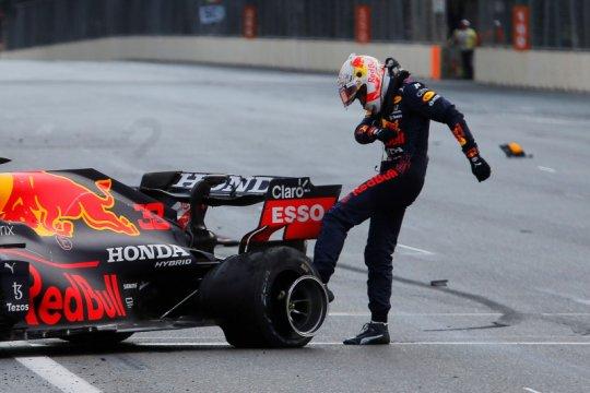 Pirelli sebut insiden pecah ban di Baku bukan karena cacat produksi
