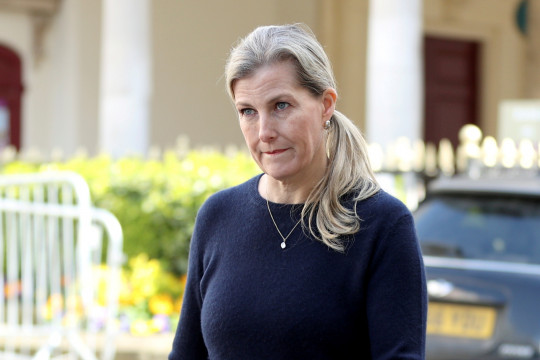 Kepergian Pangeran Philip ciptakan kehampaan besar, kata Putri Sophie