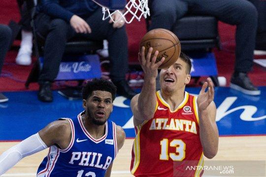 Playoffs NBA : Hawks menangi game kelima lawan 76ers