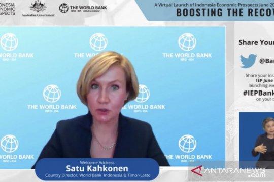 Bank Dunia usulkan empat pilar reformasi ciptakan lapangan kerja