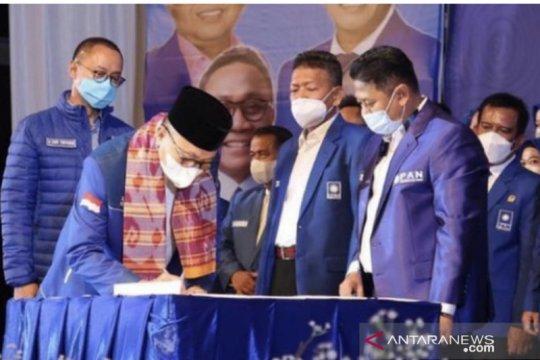 Zulkifli Hasan melantik Pengurus DPW PAN Kaltim