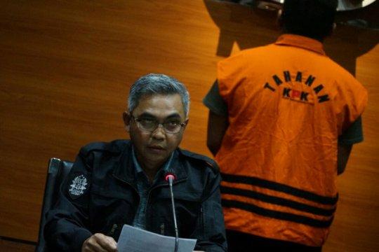KPK tetapkan empat bekas anggota DPRD Jambi tersangka kasus suap RAPBD