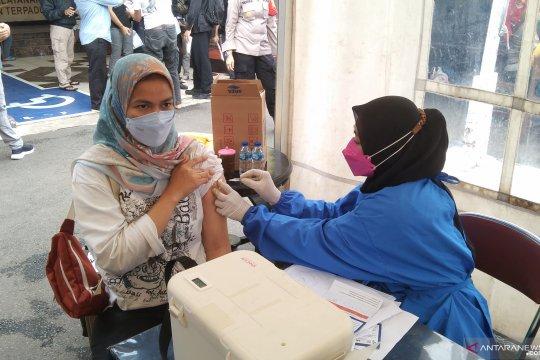 Pemkot Jaksel catat ada 165 titik sentra vaksinasi