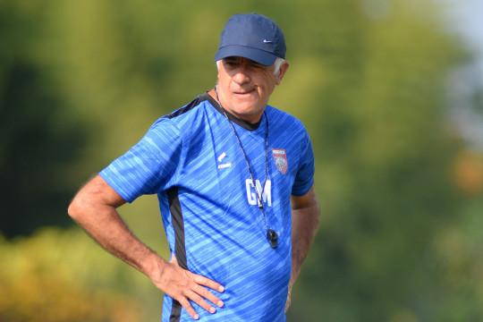 Mario Gomez sebut skuad Borneo FC kian lengkap