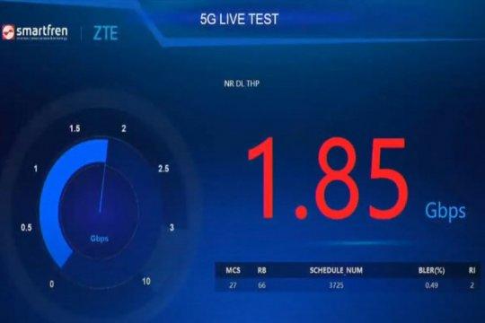 Kominfo-Smartfren gelar uji coba teknologi 5G tahap kedua
