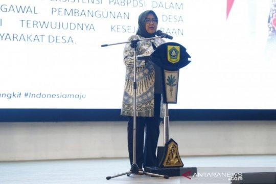 """Ade Yasin didaulat jadi """"Bunda Desa"""" Kabupaten Bogor"""