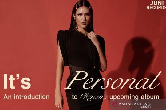 """Malam ini, Raisa tampil virtual bawakan lagu-lagu """"It's Personal"""""""
