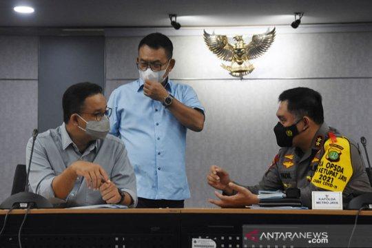 Kapolda Metro: Jakarta sedang tidak baik-baik saja